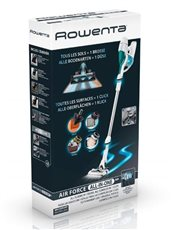 Rowenta RH9252WO - Aspirador Escoba Air Force All-in-one 30 min Autonomía