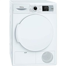 Balay 3SB285B - Secadora Bomba de Calor Clase A+ 8 Kg Blanco Display