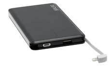 Denver PBS5002 - Batería Externa Powerbank 5000 mAh Android y Apple