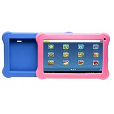 Denver TAQ10383BLUEPINK - Tablet Quad Core Android 8.1GO Kidoz 16 Gb
