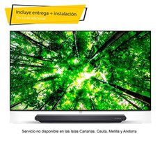 "LG 65G8PLA - Televisor OLED UHD 4K de 65"" ThinQ Google Assistant Dolby ATMOS"