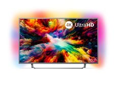"Philips 50PUS730312 - Televisor LED 50"" UHD 4K Android TV Ultraplano"