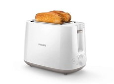Philips HD2581/00 - Tostador Daily Collection Compacto 2 Ranuras Blanco