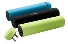 Powerbanks Denver BPB100C Batería 4000mAh Bluetooth Altavoz 2W