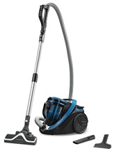 Rowenta RO7611 - Aspirador Silence Force Cyclonic 4A Color Azul 67dB 750W