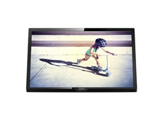 "Televisor LED 24PFT4022 Full HD Ultraplano 24"" Digital Crystal Clear"