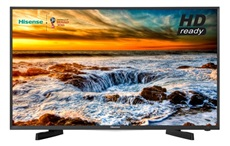 "Televisor LED Hisense H32M2600 Smart TV 32"" Diseño Ultra Slim Netflix & Wuaki"